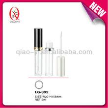 Emballage cosmétique à lèvres lisses LG-092