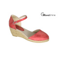 Women′s Fashion Espadrille Wedge Sandals