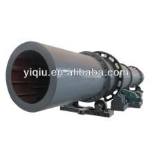 Secador de tambor rotatorio continuo profesional de alta capacidad