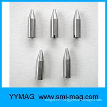 Bullet sintered Alnico magnet
