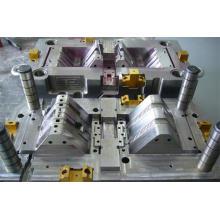 Moulage par injection précieux / prototype / moule automatique en plastique (LW-03673)
