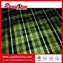 Yarn dyed fashion reflective fabric for suit