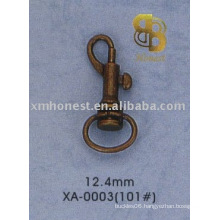 swivel hook, alloy hook, zinc hook