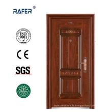 Nouvelle porte en acier de 5 cm / 7 cm (RA-S072)
