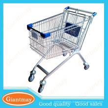 fashion design style shopping cart with seat