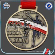 Medalha de metal de lembrança de 33 anos para a Holanda M241