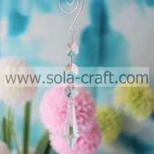 Workshop of 16CM Transparent Plastic Acrylic Icicle Holiday Beaded Garland Prism