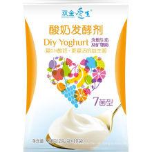 Probiotische gesunde Yogourmet Multi-Joghurt-Hersteller