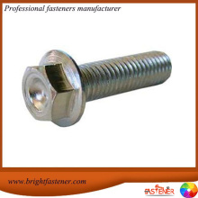 ODM for Supply of Flange Bolts, Collared Hex Bolts, Heavy Hex Tap Bolts Manufacturers High Quality Hexgaon Flange Bolt DIN6921 export to French Guiana Importers
