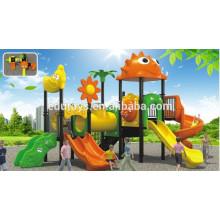 2015 Nuevos productos EB10190 Parque de atracciones Plástico Zona de juegos al aire libre