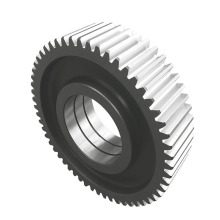 Kilang Custom Steel Machined Besar Diameter Spur Gear