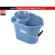 Unique Design Plastic Spin Mop Bucket Mold