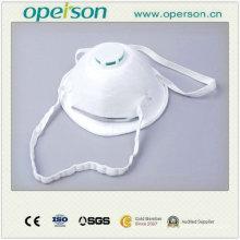 Одноразовая нетканая пылезащитная маска для лица