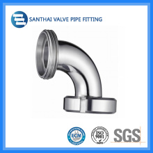 Sanitary Stainless Steel Pipe Fitting Tee Reducer Union Elbow