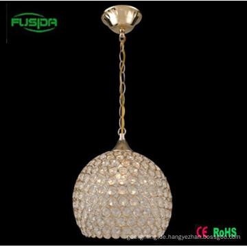 Beliebte Crystal Pendant Lighting Schreiben Lampe / Beleuchtung (D-9466/1)