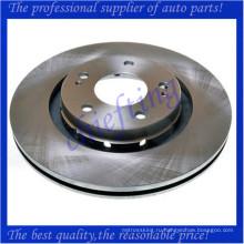 MDC1385 DF6174 424958 для Ситроен с-кроссер передние тормозные диски