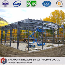 Engineered Steel Structure Building for Aircraft Hanger