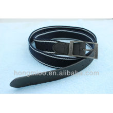 2014 new design military uniform belt with fashion and strong strape