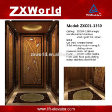 Hotel Series Elegant Design /good quality of Elevator and lift