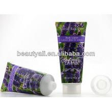 Tubos de plástico cosméticos