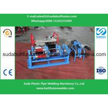 Encaixes de tubulação do HDPE de 50mm / de 160mm que articulam a máquina * Sud160h