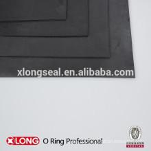 Proveedor de láminas de caucho fino resistentes a altas temperaturas