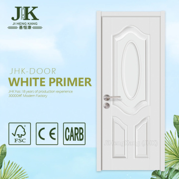 JHK-M04 8 FT Interior Doors Finished Wooden Door Basal Wood Door