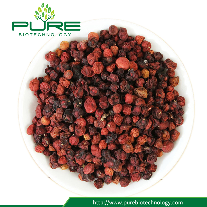 wild schisandra berry tea