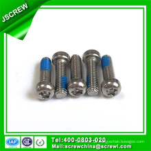Schraube Fabrik Fertigung Torx Kopf 10mm Nylok Schraube