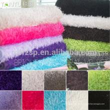 микрофибра длинный ворс коврик для ванной