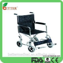 Soigner la chaise roulante de transfert de patient