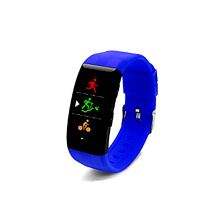 Bluetooth Function GPS Wrist Smart Band para teléfonos