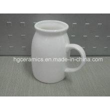 Keramischer Milchkrug, Keramischer Milchbecher
