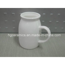 Керамический молочный кувшин, кружка из керамического молока