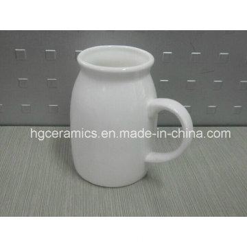 Crème de lait en céramique, tasse de lait en céramique
