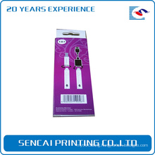 Custom electronic products date wire changer packaging paper box