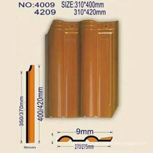 Terracotta Dachziegel zum Verkauf in China