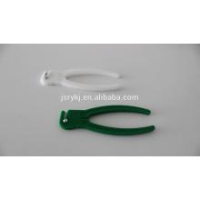 Pince à cordon ombilical jetable avec coupe