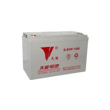 Serviço técnico de bateria com chumbo-ácido