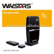 Verbesserte 5G Wireless hdmi Transmitter und Receiver Kit, unterstützt Full HD 1080p Signale