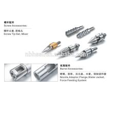 injection machine screw accessoricess