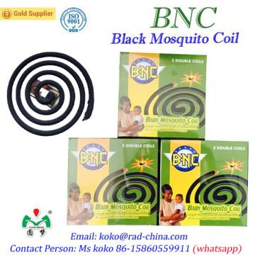 BNC Mosquito Coil Marca para o mercado Bangladesh Provedor para repelente de mosquitos