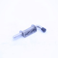 stainless steel polished spring loaded bolt for Trailer parts-064001-IN