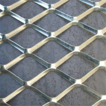 Silver Aluminum Metal Expanded Collecting Mesh