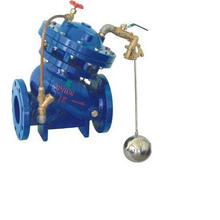 Гидравлический поплавковый клапан с дистанционным управлением (F745X)