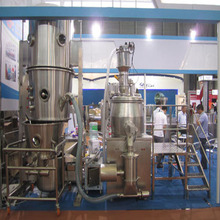 Фармацевтическая сушильная машина с псевдоожиженным слоем (FG MODEL)