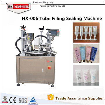 Automatic Tube Filling Sealing Machine HX-006