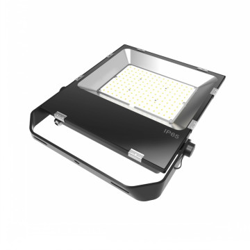 100-110lm / w 150W LED Flood Light Với ​​Driver Meanwell
