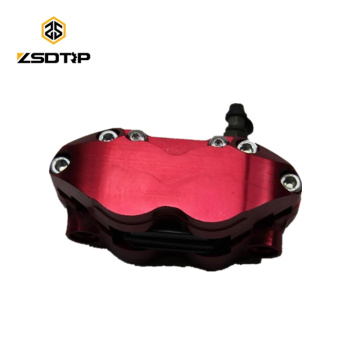 SCL-2014040253 High quality motorcycle brake caliper for RSZ100 motorcycle with good price for sale