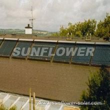 Collecteur solaire de tuyau de chaleur (SRCC & EN 12975)